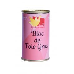 Bloc de foie gras de canard 190g