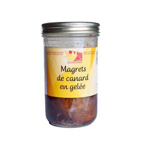 Magrets en gelée