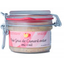 Foie gras de canard entier mi-cuit 130g