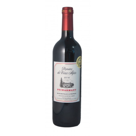 Vin rouge Domaine Du Vieux Sapin AOC Pécharmant
