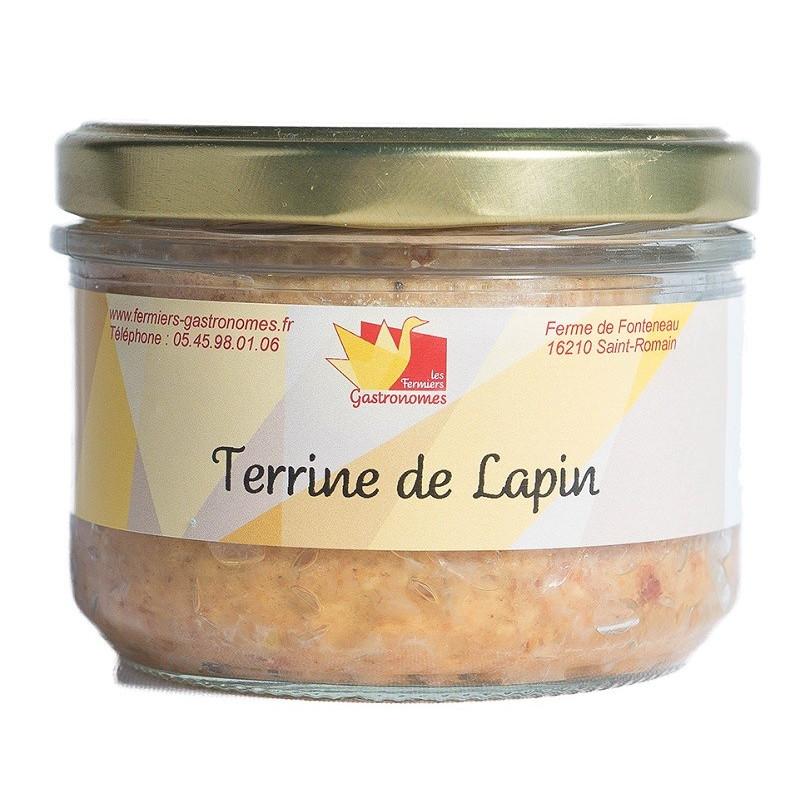 Terrine de Lapin