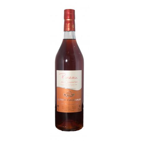 Pineau Rouge des Charentes Petit Cousinaud 75cl