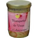 Blanquette de Veau à l'Ancienne