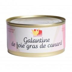 Galantine de foie de canard