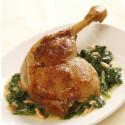 Cuisse de canard confite (sous vide)