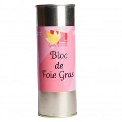 Bloc de foie gras de canard 300g