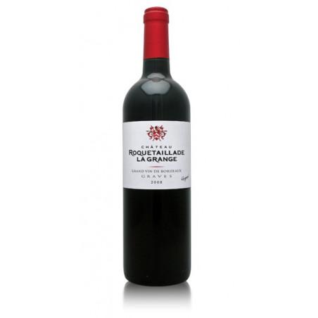 Vin rouge Château Roquetaillade La Grange AOC Graves - 75cl