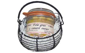 panier gourmand Tradition charentaise