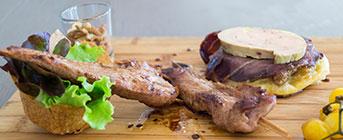 Recettes de fermiers foie gras et canards